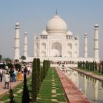 The Taj Mahotsav Festival In Agra India
