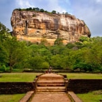 The Impressive Sigiriya Rock