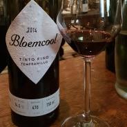 "Tasting of the 2014 Bloemcool ""Tinto Fino"""