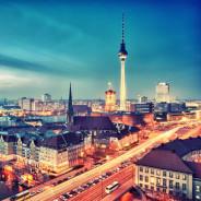 New Years in Berlin