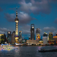 The many facets of the ever evolving city of Shanghai!