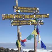 Climbing the Mt. Kilimanjaro! A journey of Lifetime