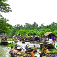 Guava Floating Market