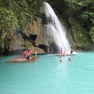 kawasan falls rafting