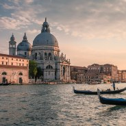 Venice and beyond; a travel guide for in and around the city