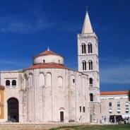St. Donat patron of the city of Zadar