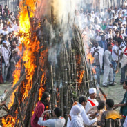 Meskel festival