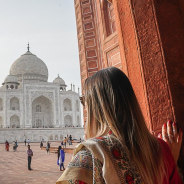 Way to Experience the Taj Mahal - Incredible India