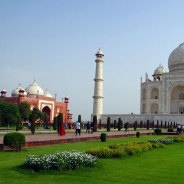 A visit to Agra - Wah, Taj!