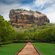Ancient Historical Heritage of Sri Lanka - Sigiriya Rock Fortress