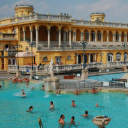 Hungary – Budapest, Bathhouses and Bull's Blood!