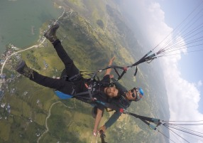 Pokhara: An upcoming hub for all air sports activities