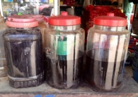 ALCOHOLIC DRINKS IN CAMBODIA
