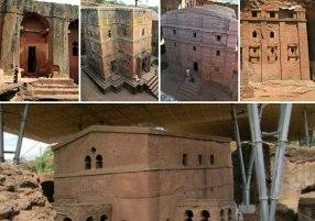 The Churches of Lalibela