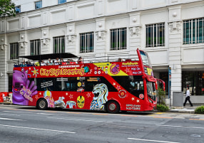 Travelling on a Shoestring in Singapore