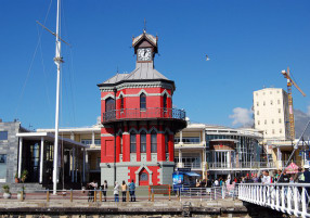 THE VICTORIA AND ALFRED WATERFRONT