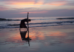 The 4 Best Places to Practice Yoga in India