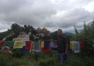 Namo Buddha : Place of Peace and Nature.