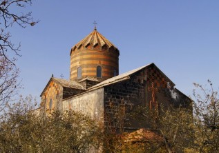 Mughni – St. Gevorg Church