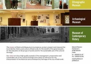 Dubrovnik y sus Museos