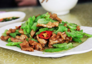A gastronomic guide to China