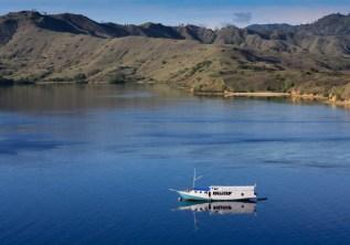 Flores and Komodo Island of Indonesia