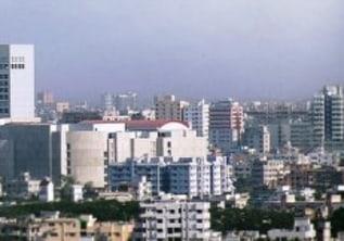 The capital of Bangladesh