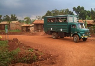 Why Travelling in 4x4 Safari Expedition Trucks is the best