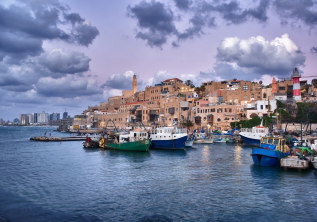 A travel guide to Israel with a twist, hidden gems and all!