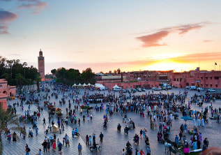 What Can You See In Marrakech?