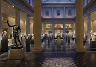 The Greek-Roman Museum of Alexandria