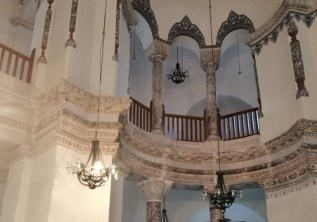 Mystery of the Saints: Little Aya Sophia Mosque-Church of Sergius and Bacchus