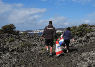 Let's Clean The Beach Together – 140kg collected!