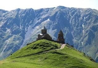 Georgia: Caucasus, Khinkali Dumplings and Cave Cities!