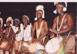 The Djembe of Guinea