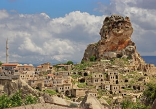 Mosques, the Med and the Caucasus Mountains: A Turkey bucket-list