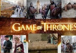 """Juegos de Tronos"""" en Dubrovnik"""