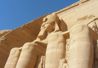 The temples of Abu Simbel