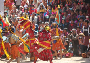 Paro Festival and Cultural Tour
