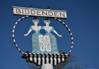 An Unplanned Lunch in Biddenden