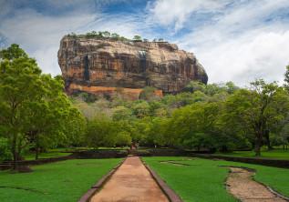 Ancient Historical Heritage of Sri Lanka - Sigiriya Rock Fortress