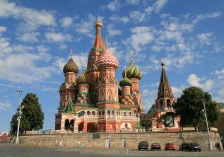 Moscow: James Bond, Borscht and Bolshoi!