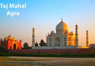 The Mughal Architecture And Beauty Of Taj Mahal Will Make You Lose Your Senses..