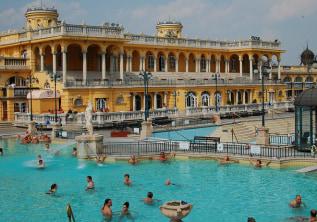 Hungary – Budapest, Bathhouses and Bull's Blood!