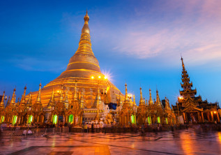17 Known & Unknown Places to Visit in Myanmar