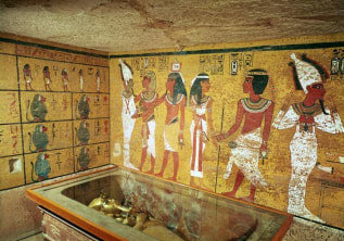 King Tut: The World's Best Known Egyptian Pharaoh