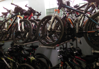 Hue pro bike rental