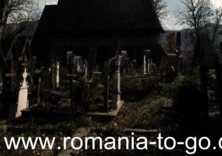 Ieud Wooden Church of Maramures