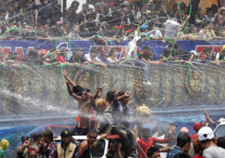 Celebrate Myanmar New Year Festival