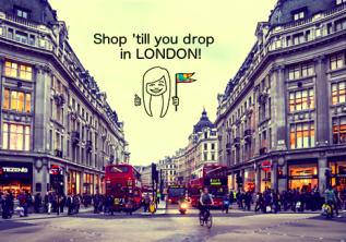Christmas Shopping London!